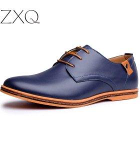 Туфли кроссовки мужские