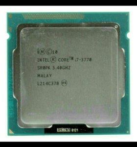 Процессор intel i7 3770