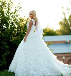 Свадебное платье 40-48 р.