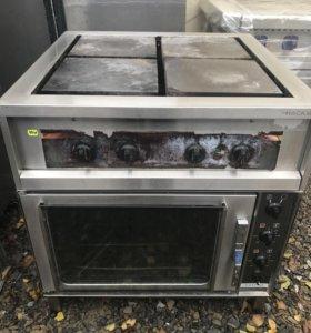 Промышленная электро печь hackman