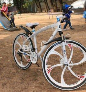 Велосипед БМВ 21 скорость