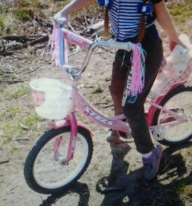 Велосипед Stels для девочки