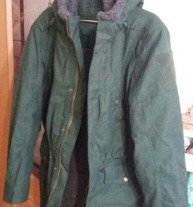 Новая демисезонная куртка мо рф офисная
