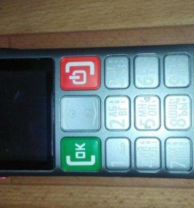 Сотовый телефон Dexp Larus L7