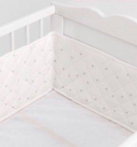 Бортик в кроватку ИКЕА