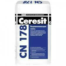 CN 178 ceresit 25 кг