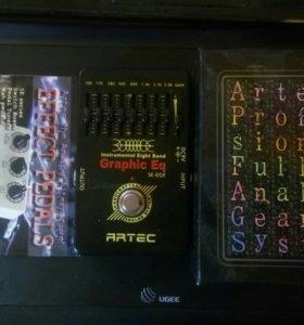 Artec SE-EQ8 Graphic Equalizer