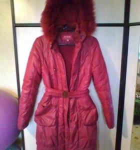 куртка на синдепоне