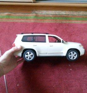 Машина на радио управлении