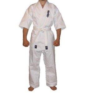 Продам кимоно и защиту