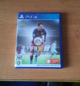 FIFA 16 на PS4