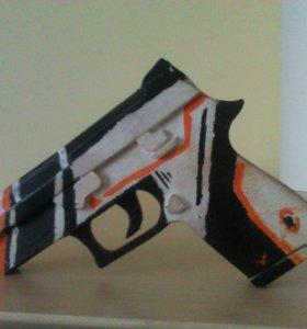 Пистолет P250 игрушечный