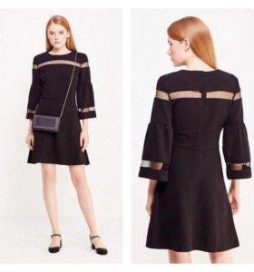 Чёрное платье Insity