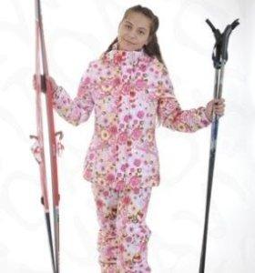 лыжный кастюм