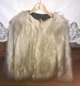 Меховая куртка Zara