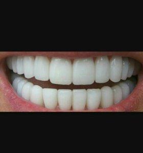 Металокерамические зубы