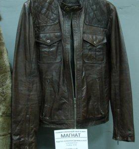 Кожаная куртка (демисезонная)