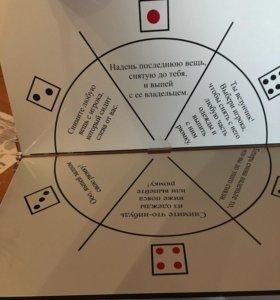 Новая питейная игра рулетка для веселой компании