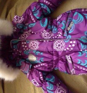 Новая куртка зимняя! Детская