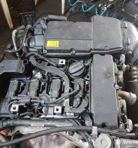 Двигатель Мерседес Mercedes CGI 271.860