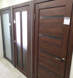 Межкомнатные двери Синержи