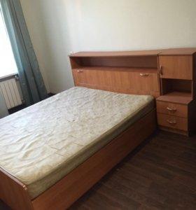 Гарнитур 2-спальный с матрасом
