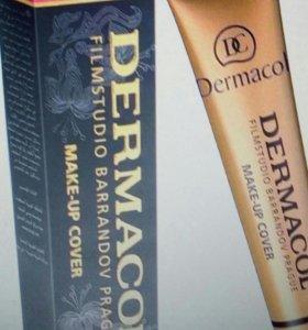 Тональный крем дермакол. Dermacol
