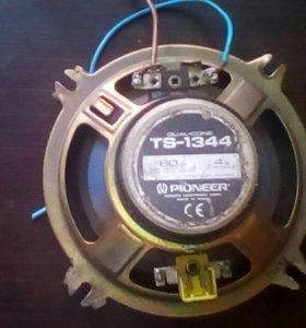Динамики pioneer TS - 1344