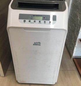 Холодильник напольный