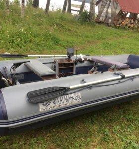 Лодка пвх 350 флагман