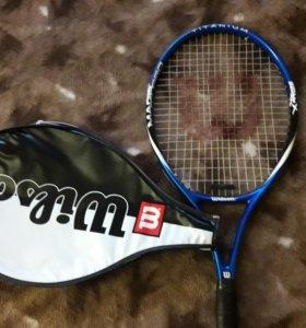 Ракетка Wilson для большого тенниса