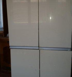 2 кухон.шкафа б/у