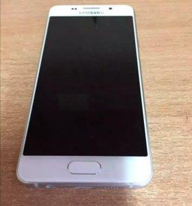 Samsung A3 2016 и Умные часы