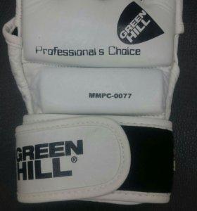 Перчатки шингарты Green Hill MMA Professional's Ch