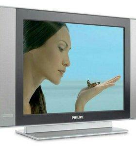 Ж/к тел Philips 15PF4121/58 и DVD проигрыватель LG