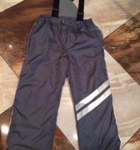 Комбинезон - штаны на флисе