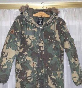 Зимняя куртка, Addict
