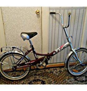 Велосипед STELS подростковый