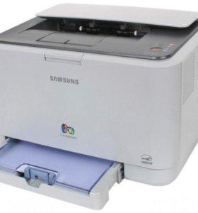 Принтер Samsung CLP 310
