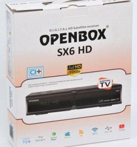 OpenboxSX6HD