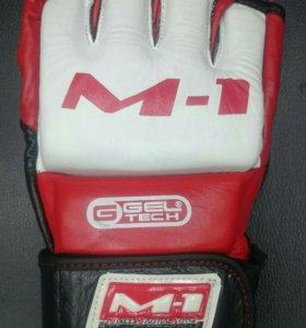 Перчатки шингарты M-1 MMA