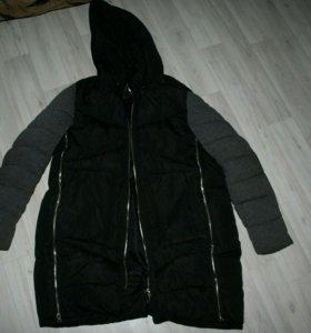 Куртка можно для беременных
