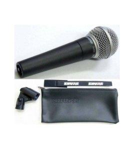 SHURE SM58-LCE микрофон вокальный
