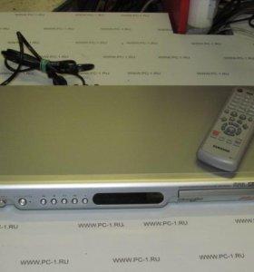 DVD-плеер караоке Samsung DVD-P355KD, MP3