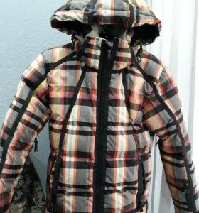 Куртка зимняя. р.42-44