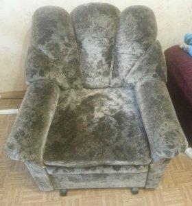Кресло раскладное срочно