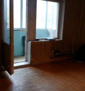 Квартира, 1 комната, 34.2 м²