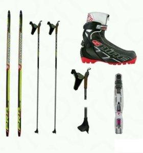 Лыжные комплекты в школу для детей (новые) доставк