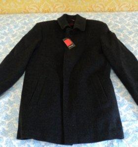новое пальто мужское торг!