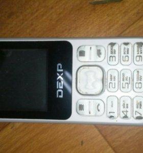 Сотовый телефон Dexp Larus E1